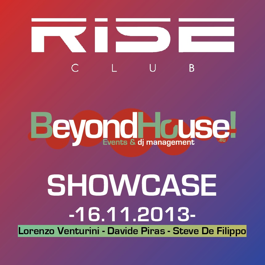 BHo! Showcase @ Rise club (Bolzano - IT) 16.11.2013